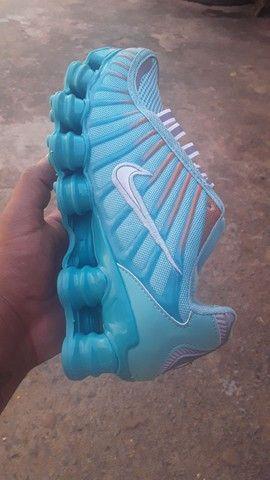Nike Shox 12 Molas - Foto 3