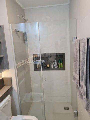 Apt 57m² mobiliado 1 drm, 1 wc, 1 vaga e lazer - Foto 19