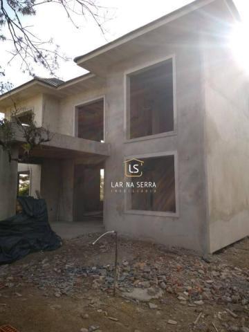 Casa com 4 dormitórios à venda, 450 m² por R$ 2.700.000,00 - Centro - Canela/RS - Foto 4
