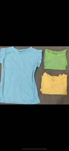 Promoção blusa canelada por apenas30 reais - Foto 2
