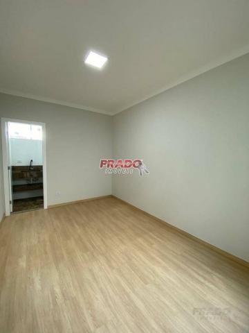 Casa nova com 3 dormitórios à venda, 105 m² por R$ 480.000 - Jd Alto Da Boa Vista - Maring - Foto 9