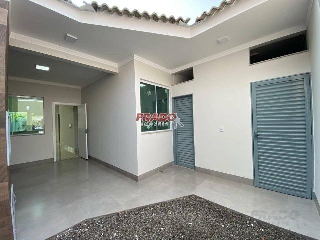 Casa nova com 3 dormitórios à venda, 105 m² por R$ 480.000 - Jd Alto Da Boa Vista - Maring - Foto 17