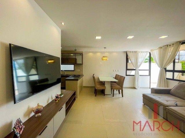 Vendo casa com 3 quartos em condomínio estilo village no Portal do Sol - Foto 7