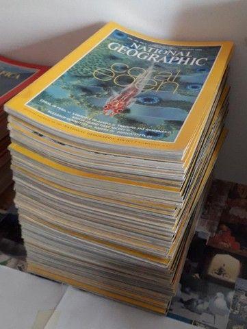 Coleção National Geographic Com 43 Edições