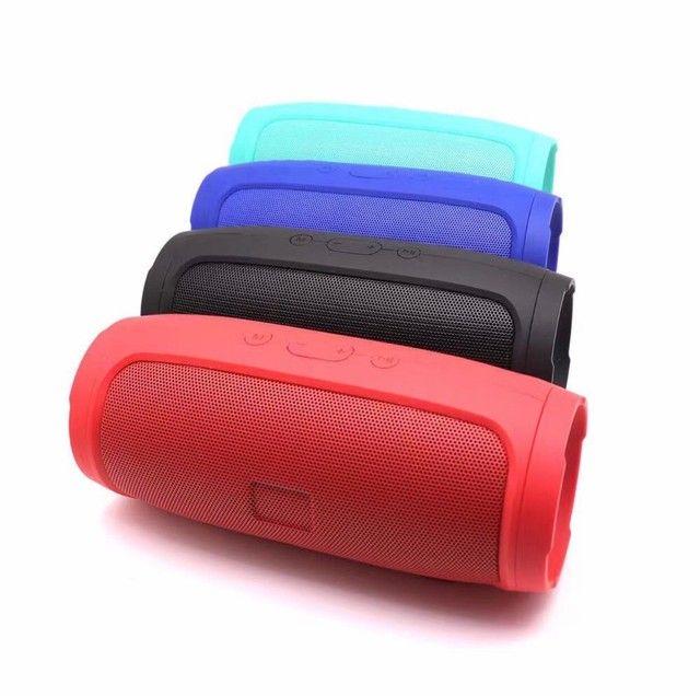 Caixinha De Som 3 Mini  Bluetooth - Foto 2