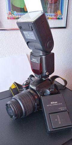 Nikon dslr d5100 - Foto 5