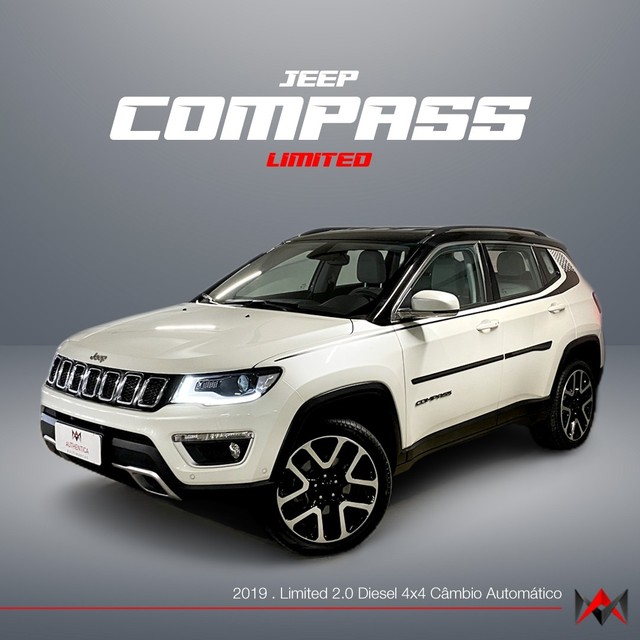 Compass Limited 2.0 Turbo Diesel 4x4