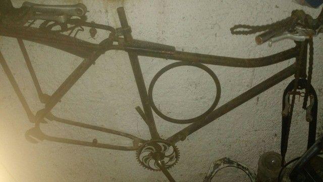 cuadro de bike Monark