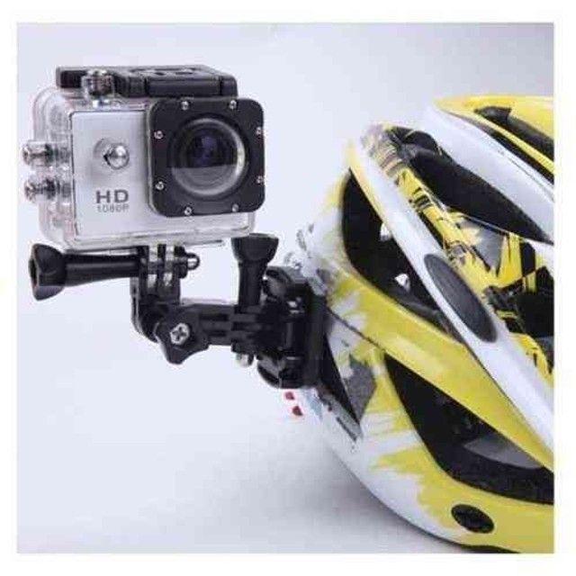 Câmera esportiva go pro 1080p à prova d'água  - Foto 4