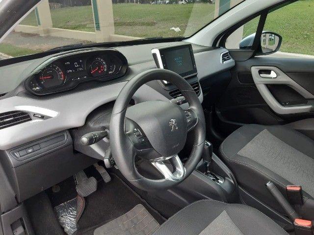 Peugeot 208 Allure 1.6 Automático Teto Panorâmico Baixo KM - Foto 12