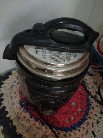 Panela de pressão elétrica - Foto 2