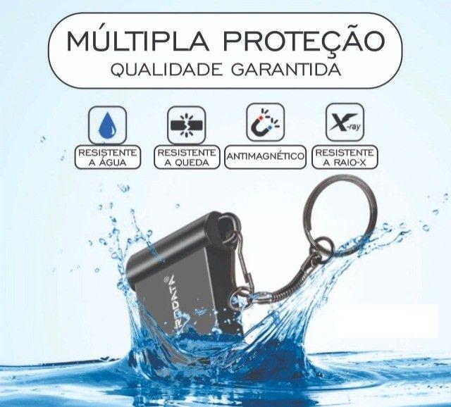 Pen Drive 32 GB Microdrive Metal Mini - Foto 3