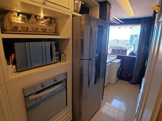 (ESN)TR64311. Apartamento no Luciano Cavalcante com 106m², 3 suítes, 2 vagas - Foto 9