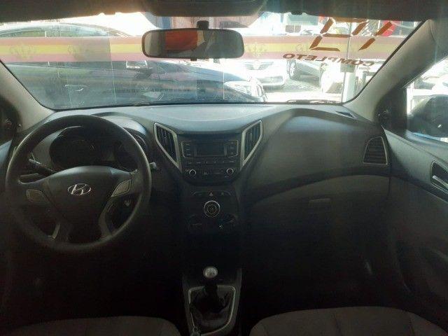 HB20 Sedan Unique 1.0 2019 - Foto 8
