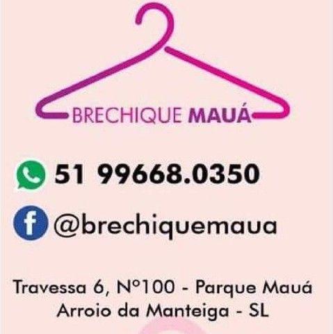 Brechó brechique Mauá roupas usadas