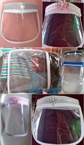 Protetor facial Face Shield - Foto 5