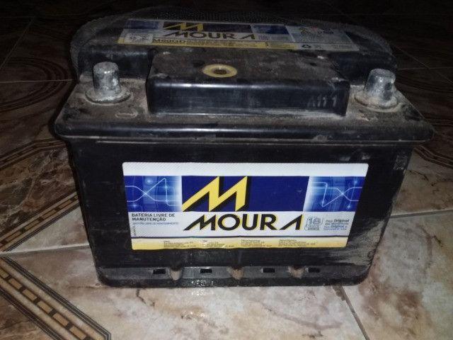 Bateria moura 60 ah - Foto 2