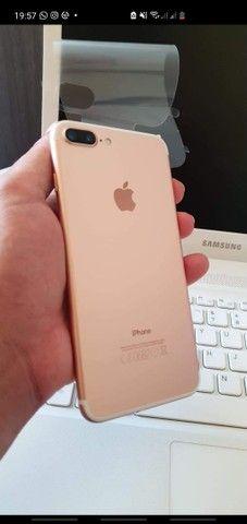 Iphone 7 Plus 128gb Novo - Foto 2