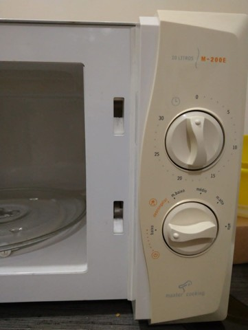 Microondas usado - Foto 4
