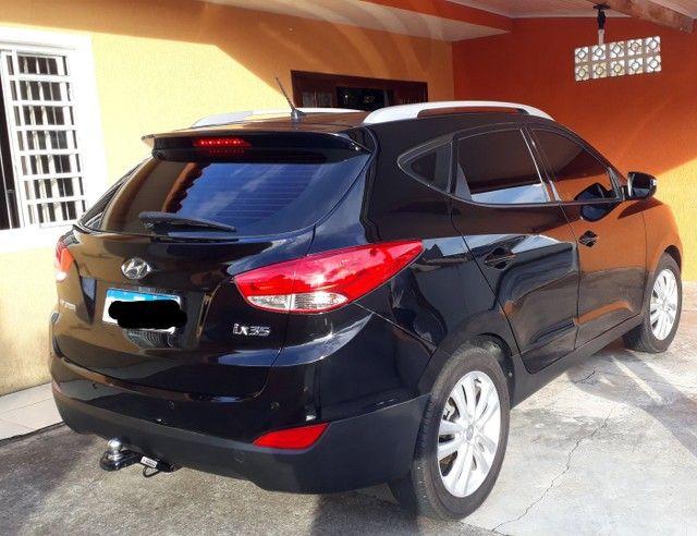 Hyundai ix35 gls completa menos teto
