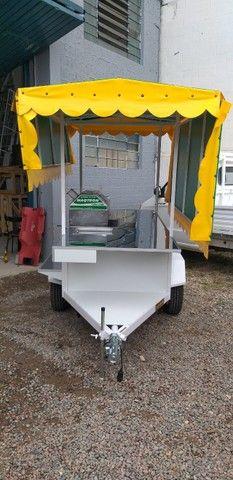 carretinha, carrinho de caldo de cana - Foto 5