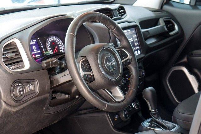 Jeep Renegade 2.0 Diesel Longitude 4X4 automático 2019 - Foto 14