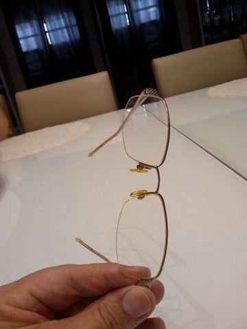 Armação de óculos feminina Semi nova. - Foto 2
