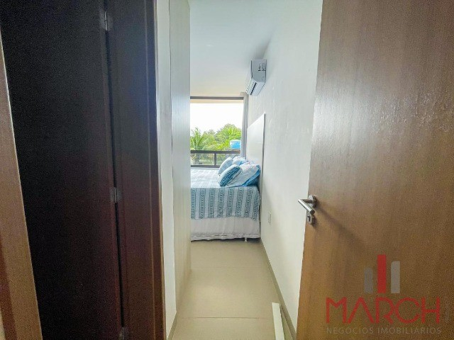 Vendo casa com 3 quartos em condomínio estilo village no Portal do Sol - Foto 12
