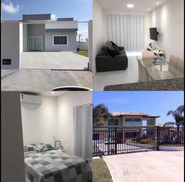 Casa moderna 3 Quartos, condomínio  Araruama