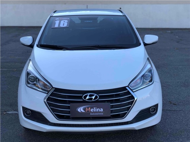 Hyundai Hb20s 2016 1.6 premium 16v flex 4p automático