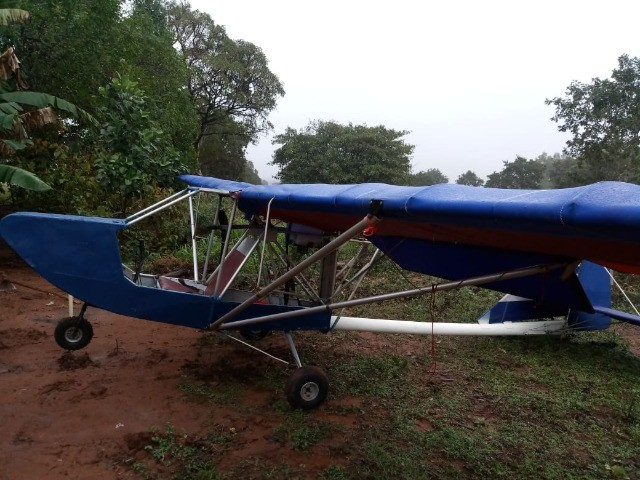 Avião experimental  - Foto 3