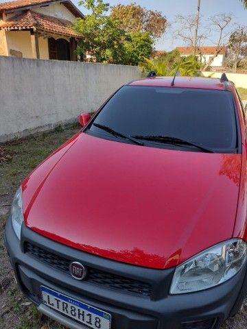 Fiat Strada 1.4 CS Freedom - 19.000 kms / Único Dono / 2021 Vistoriado - Foto 2
