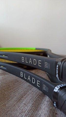 Wilson Blade V7 98 305g 18x20 - Foto 2