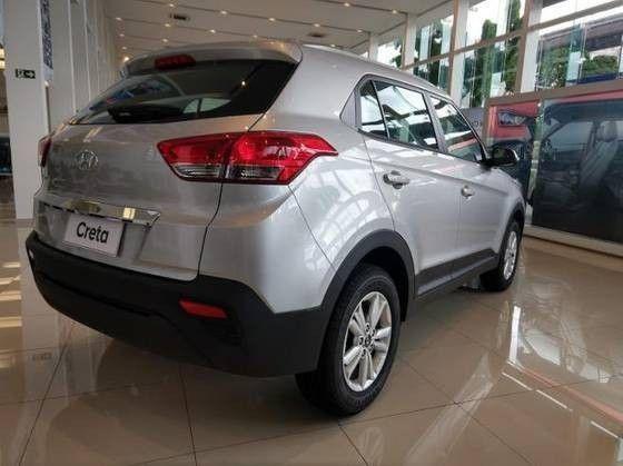 Hyundai Creta 2022 1.6 16v flex action automático - Foto 5