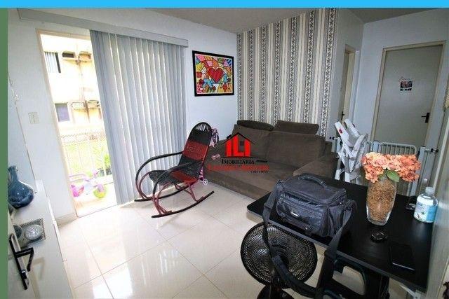 Tarumã Apartamento com 2 Quartos Condomínio jardim paradiso Alaman - Foto 8