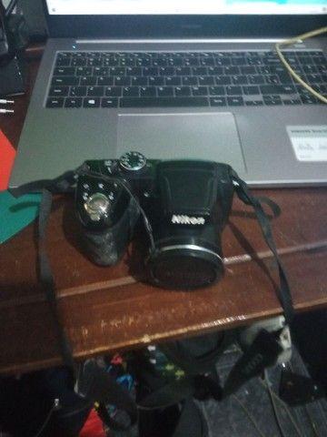 Camera Samsung e câmera nikon - Foto 4