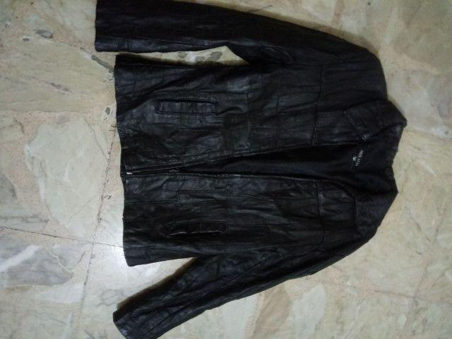Jaqueta couro legítimo - Foto 3