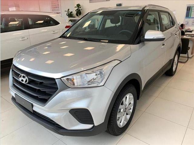Hyundai Creta 2022 1.6 16v flex action automático