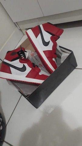 Tênis Masculino Jordan Nike Air - Foto 2