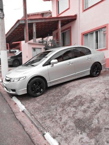 Honda Civic 1.8 LXS 16V Flex 4P Automático - Foto 10