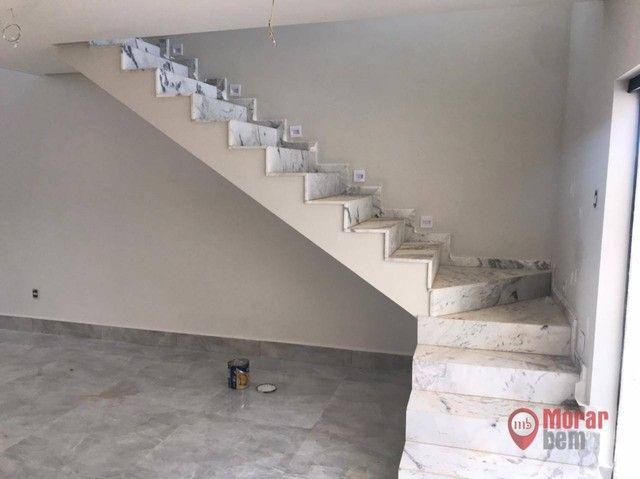 Casa com 3 dormitórios à venda, 155 m² por R$ 750.000,00 - Condomínio Trilhas Do Sol - Lag - Foto 5