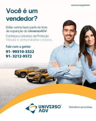 Venha trabalhar conosco Seja Consultor Vendas Universo AGV Belém