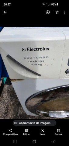 Peças usadas lavadora eletrolux lse 11