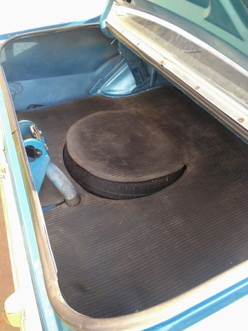 Ford Maverick 4 Portas Azul 1975 Original, 3º Dono, Raridade - Foto 15
