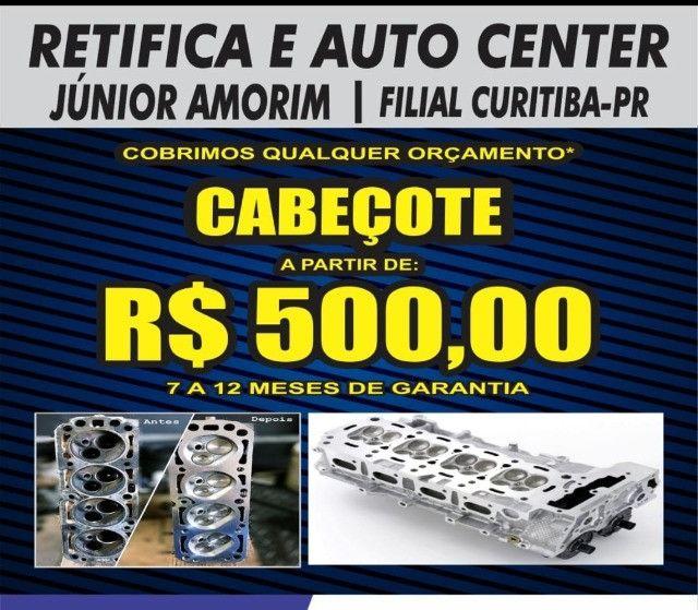 Cabeçote Gol / Parati / Santana