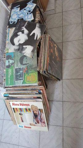 Vendo Lote de 2000 Discos Vinil LP bom estado de conservação - Foto 3