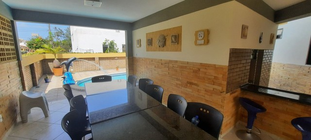 Casa em Condomínio Fechado no Altiplano! Construída em 02 lotes. - Foto 5