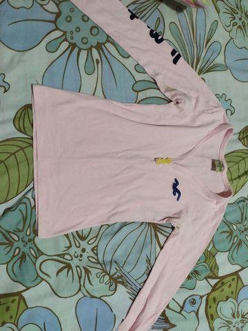 Camisa da hollister original