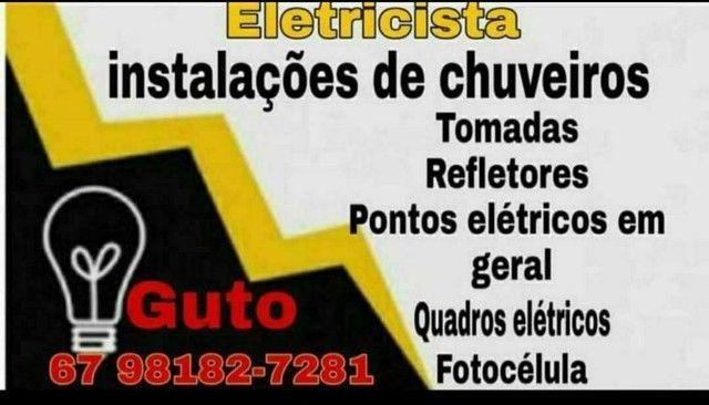 Eletricista residencial predial e comercial  - Foto 2