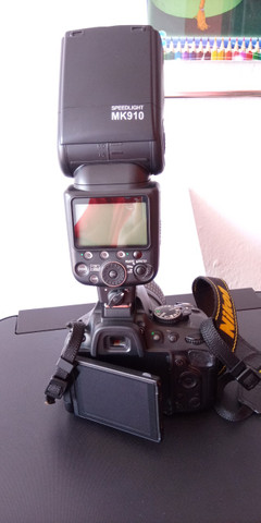Nikon dslr d5100 - Foto 3
